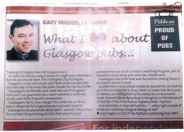 """The Scottish Football Association conspired to cover-up the scandal of """"independent director"""" Gary Hughes"""