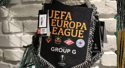 FF Vienna Road Trip –  The Rapid Vienna Club Shop