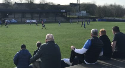 A Saturday trip to Cambuslang Rangers