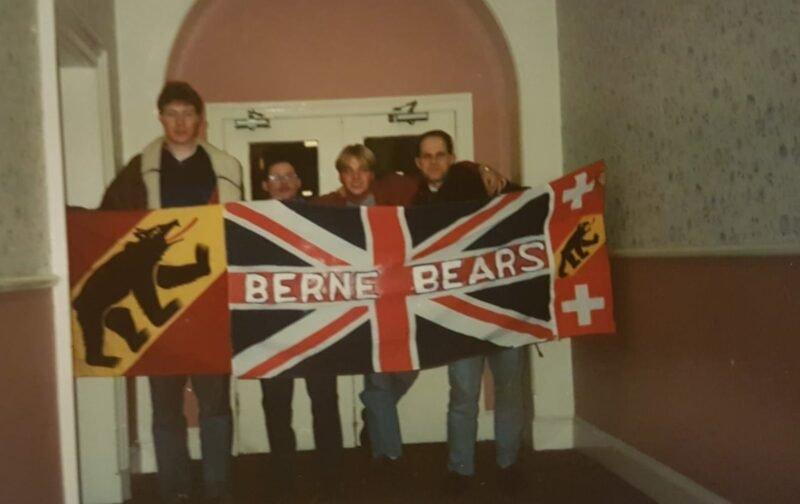 Bern Bears Rangers Supporters Club – 30 Years Of Follow-Following