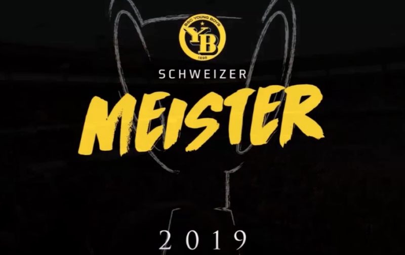 Highlights – Young Boys win the 2018-2019 Swiss Championship