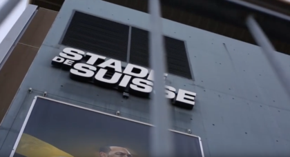A tour of the Stade De Suisse – The Wankdorf Stadium