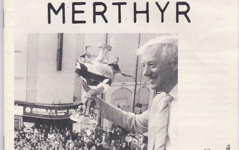 Dial M For Merthyr – fanzine review